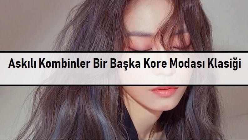 Koreli Bayanların Giyim ve Makyaj Modası