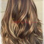 dalgalı saç için ombre