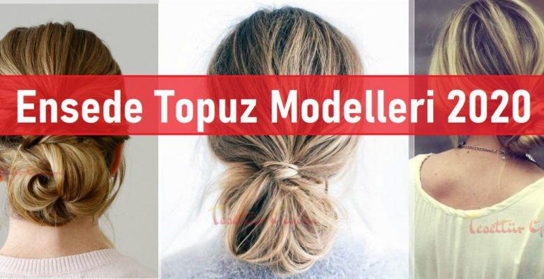 Ensede Topuz Modelleri