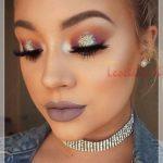 glitter makyaj nasıl uygulanır