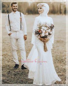 hijab princess wedding 2020