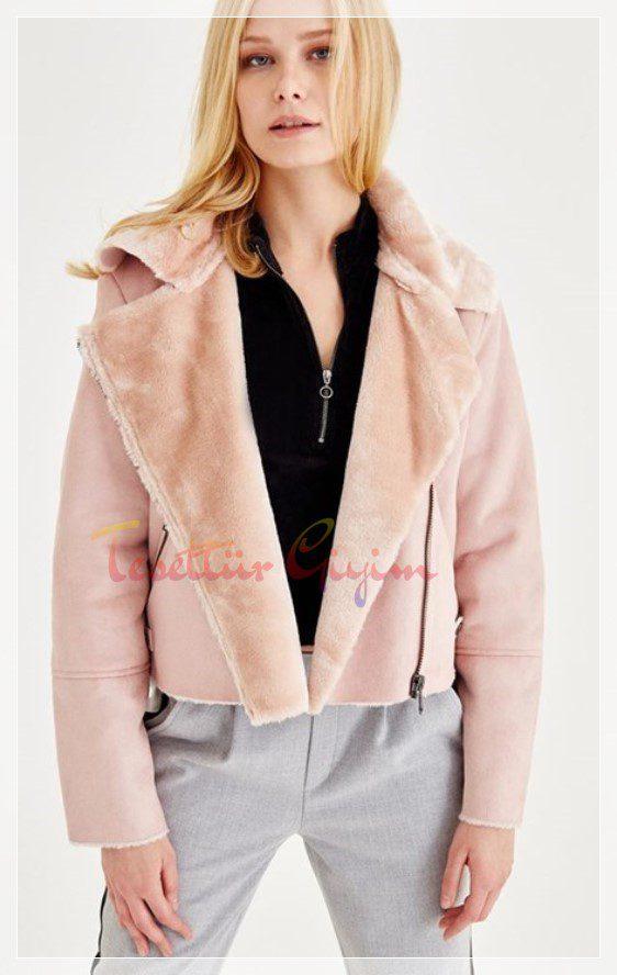 içi kürklü ceket