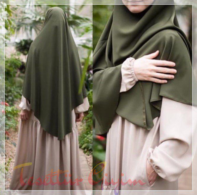 ince kumaş cilbab modeli