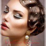 inci tokalı Vaklı Saç Modelleri