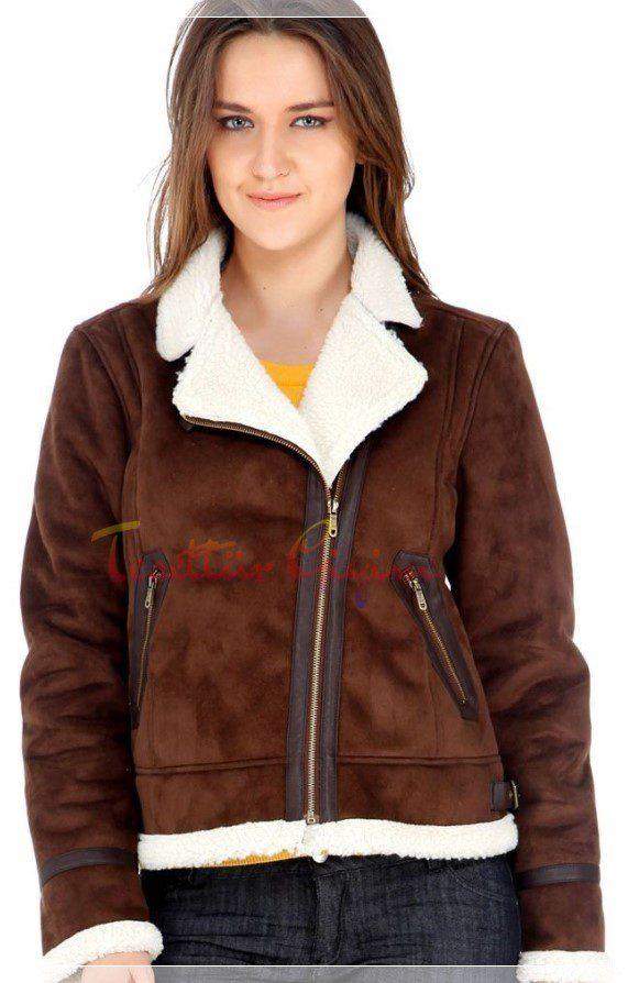 kürklü ceket kombini
