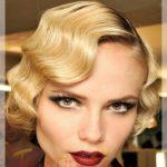 klasik tarz Vaklı Saç Modeli
