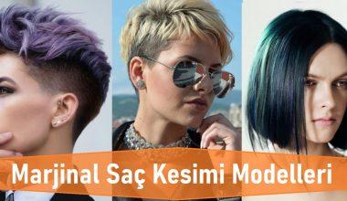 Marjinal Saç Kesimi Modelleri