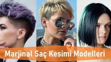 Marjinal Saç Kesimi Modelleri 2020