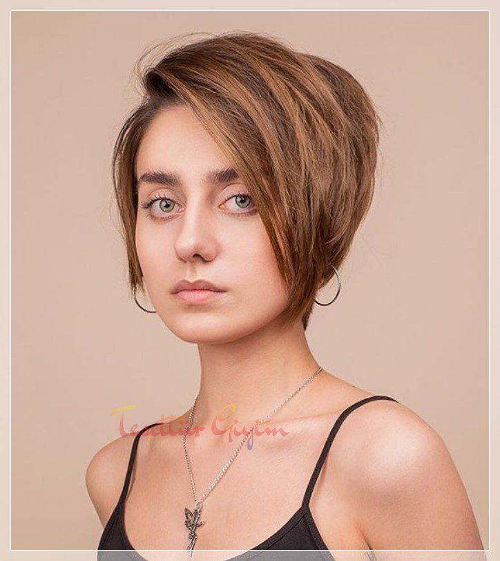 kısa saç kesimi marjinal