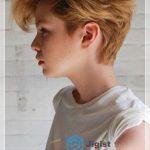 marjinal kesim saç örneği