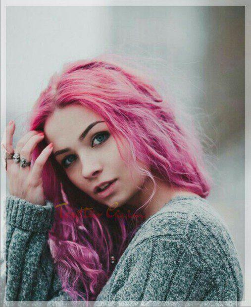 marjinal saç rengi