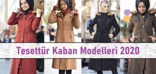 Tesettür Kaban Modelleri2020