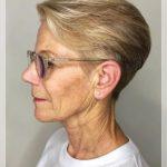 yaşlı kadınlar için marjinal saç önerisi