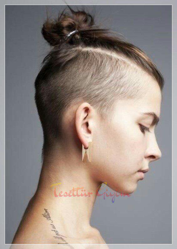 uzun marjinal kesim saç modeli