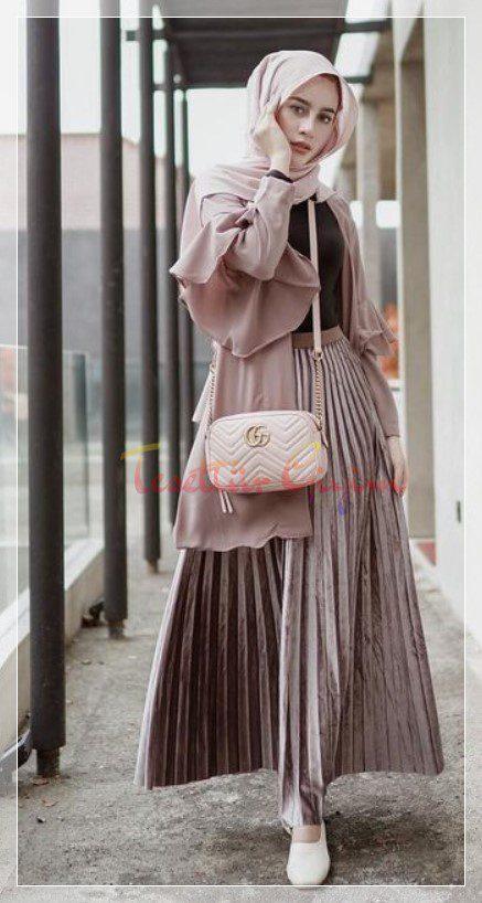 Hijab Nude Colour Combination