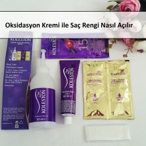 Oksidasyon Kremi