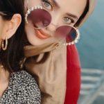 Şeyma Nuryener gözlük kombini