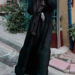 Şeyma Nuryener siyah kombinleri