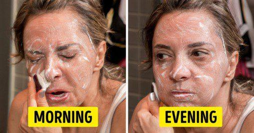 Yüzünüzü Sabunla Yıkamayın