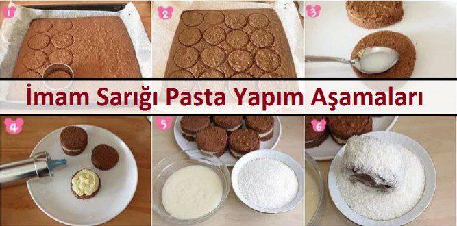 İmam Sarığı Pasta Yapım Aşamaları