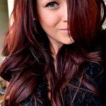 Esmerlere kızıl saç yakışır mı