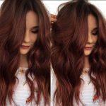 Kızıl saçlar esmerlere nası gider