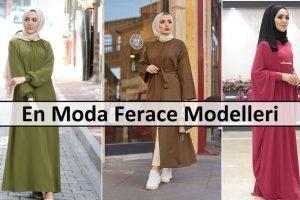 En Moda Ferace Modelleri