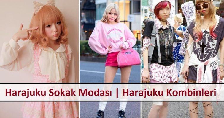 Harajuku Sokak Modası | Harajuku Kombinleri