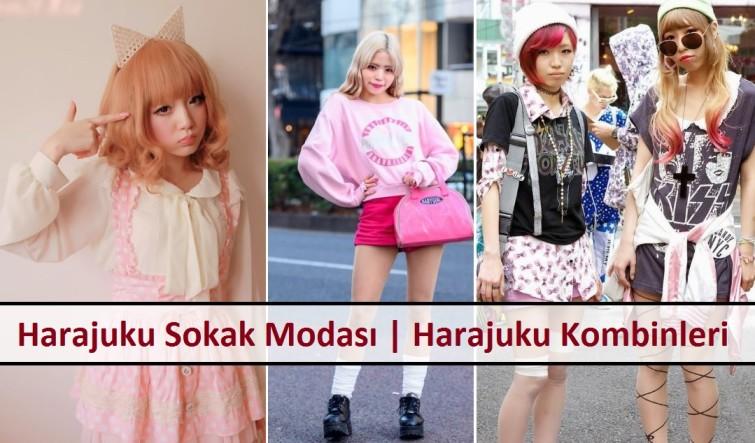 Harajuku Sokak Modası Harajuku Kombinleri