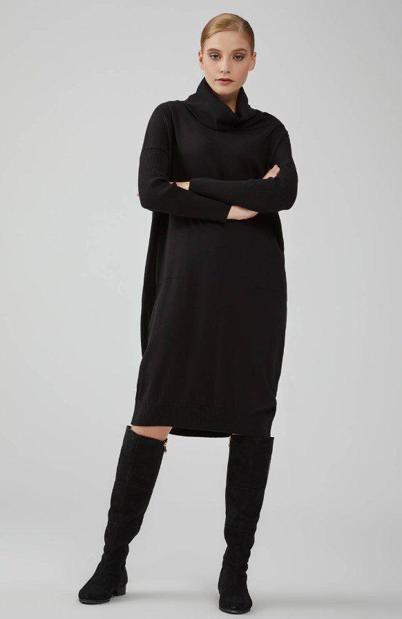 Yeni sezon triko elbise