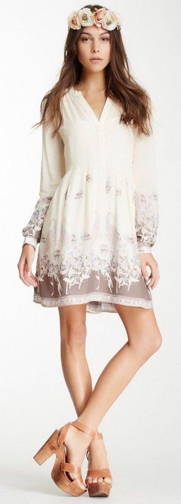 uzun beyaz elbise modeli