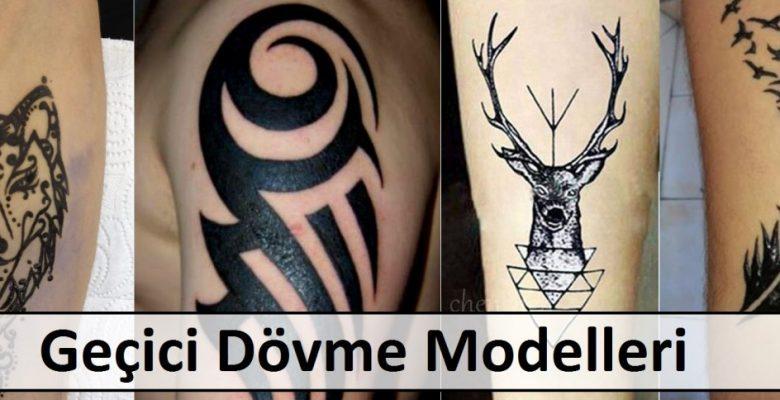 Geçici Dövme Modelleri