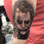 Joker Bilek Dövme