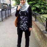 Kısa Boylu Tesettürlüler Nasıl Giyinmeli