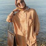 Rabia Sena Sever Gömlek Modeli