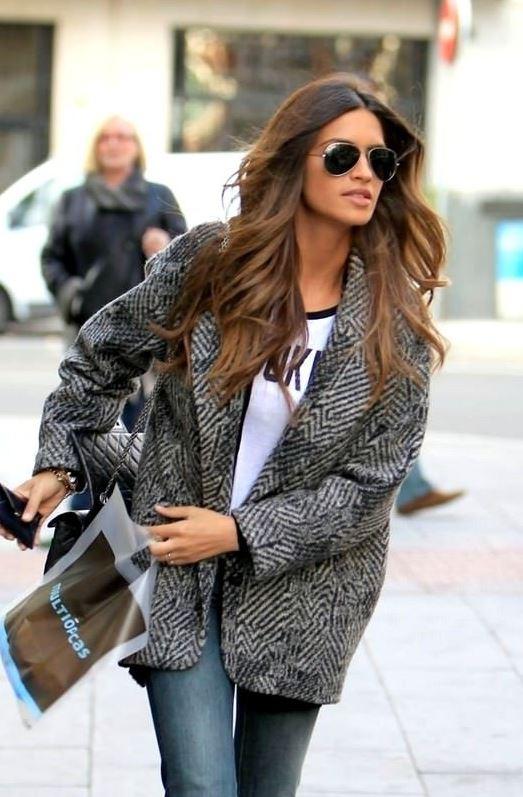 Renk Trendlerine Uygun Palto