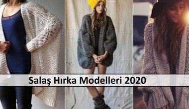 Salaş Hırka Modelleri 2020
