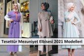 Tesettür Mezuniyet Elbisesi 2021 Modelleri
