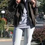 Üniversitelilere Keten Ceket Pantolon Kombini