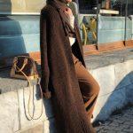 Ebru Sever Sonbaharlık Kombin