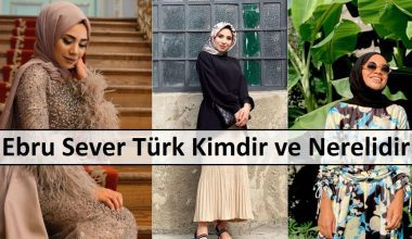 Ebru Sever Türk Kimdir