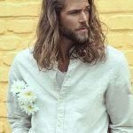 Erkek Çok Uzun Saç Modelleri