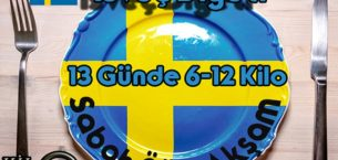 İsveç Diyeti Nasıl Yapılır | Diyet Listesi