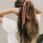 Puanlı Saç Bandanası