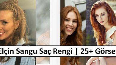 Elçin Sangu Original Hair