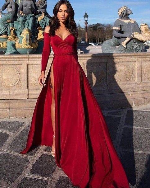 Claret Red Dressy 2021