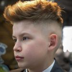 Erkek Çocuğa Yakışan Saç Modelleri