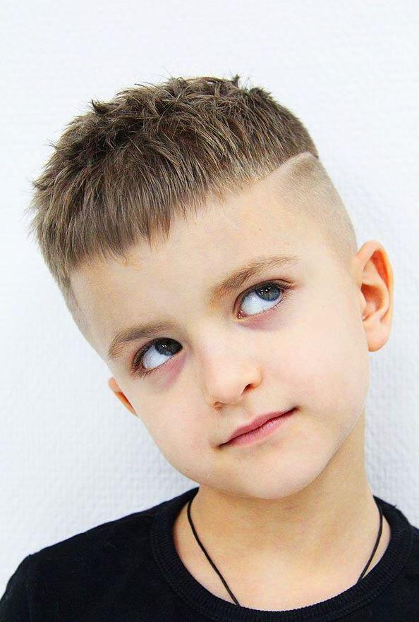 Erkek Çocuk Saç Kesimi | Tesettür Giyim