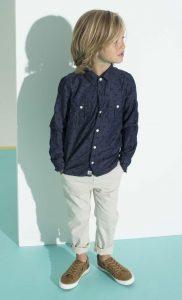 Uzun Sarı Saçlı Erkek Saç Modeli