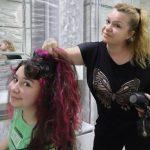 Esila Biltekin Saç Rengi